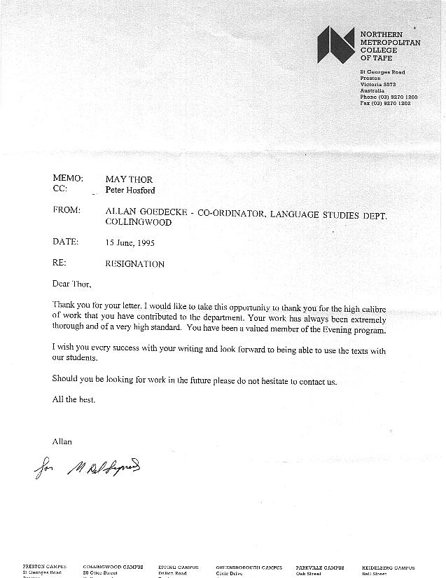 a letter of request for late withdrawal from two classes